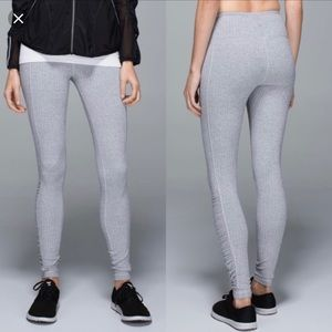 Lululemon, High Rise, Full Length Ready to Rulu, S
